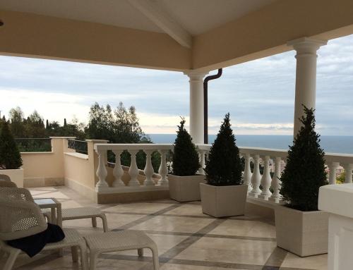 Villa a Cannes