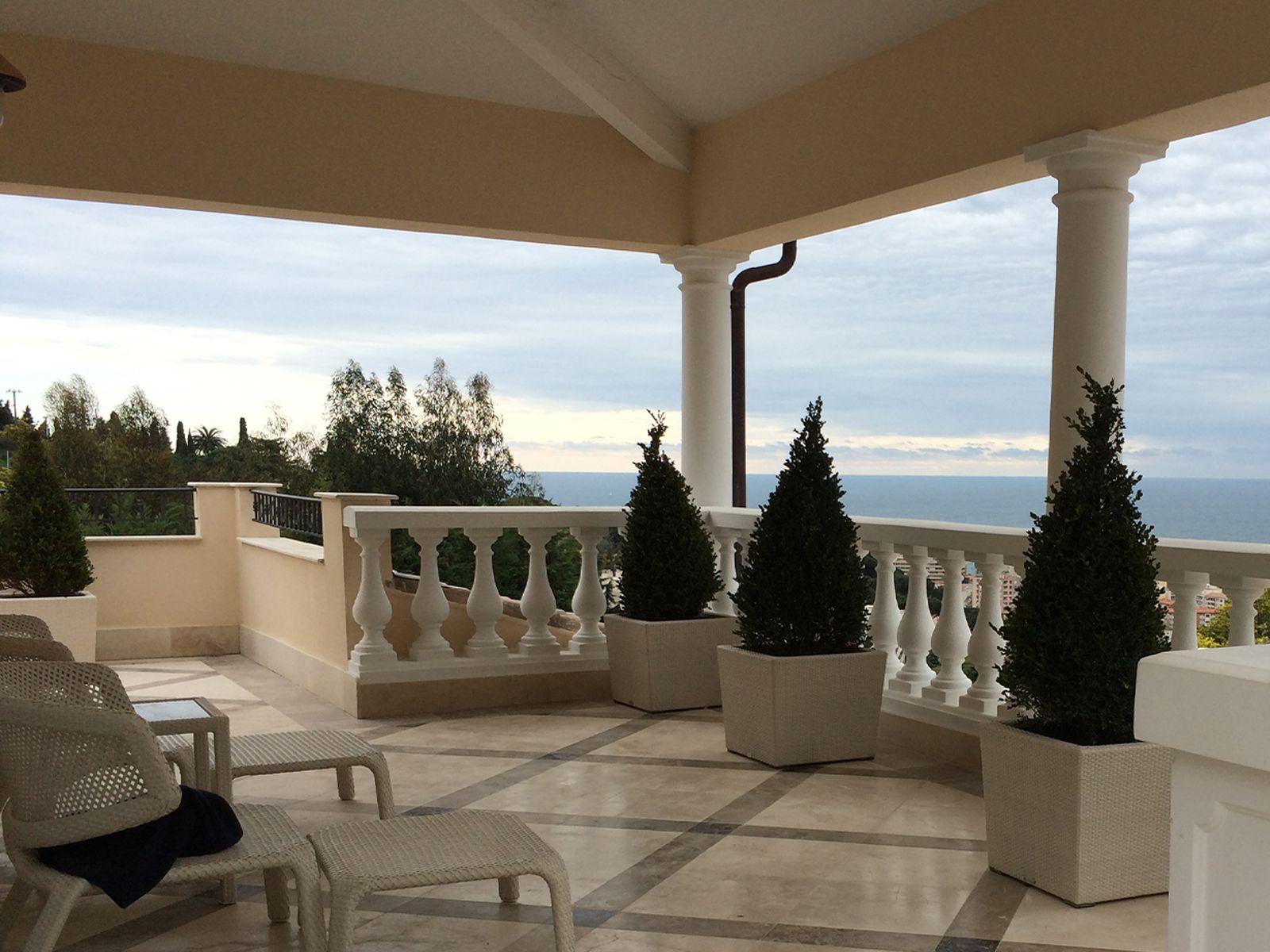 Terrazza di Villa a Cannes